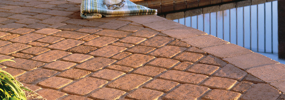 Cambridge Cobble Tile Installation