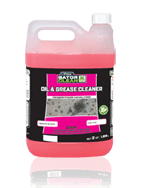 Oil & Grease Removers