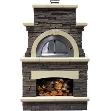 "Brick Oven 42 ½""D x 53 ¼""W x 92""H (Special Order)"