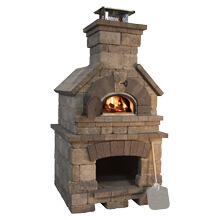 Brick Oven 4'D X 4'W X 8'1'H (Special Order)