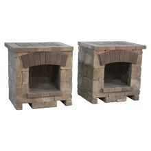 "Wood Boxes 2'4""D X 3'W X 3'3""H"