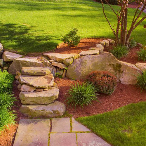 Mulch Decorative Gravel Luxury Landscape Supply