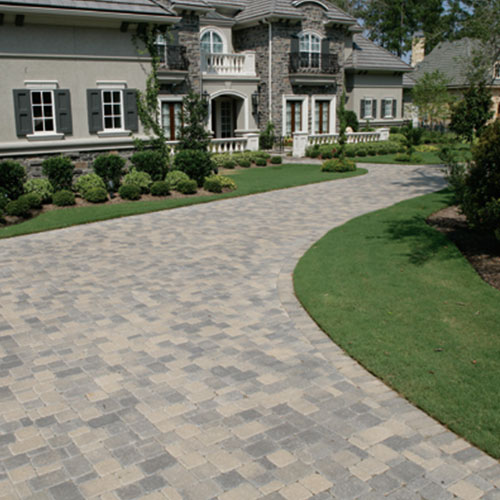 pavers and patios project