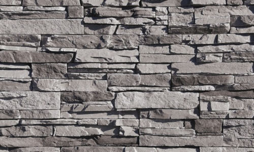 Silver Lining - Stacked Stone