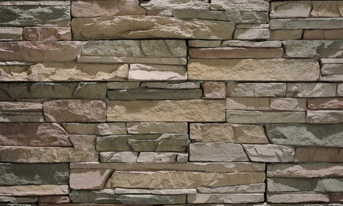 Castaway - Stacked Stone