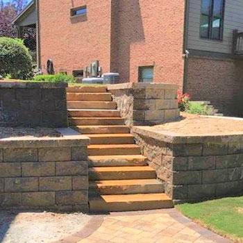 Stair Treads Installation