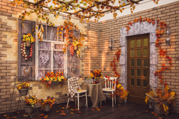 4 Ways to Keep Enjoying Your Outdoor Patio in the Fall